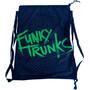 Funky Trunks Mesh Ausrüstungstasche Herren still black