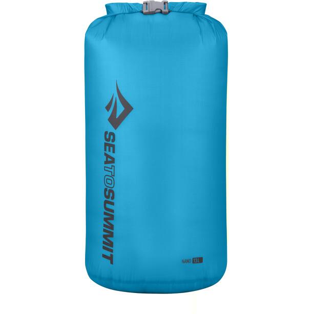 Sea to Summit Ultra-Sil Nano Dry Sack 13l blau