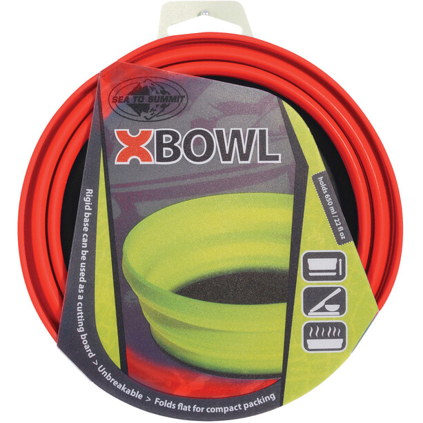 Sea to Summit X-Bowl red