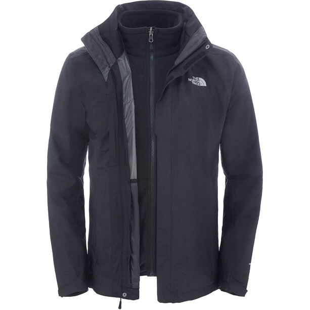 The North Face Evolution II Triclimate Jacke Herren tnf black