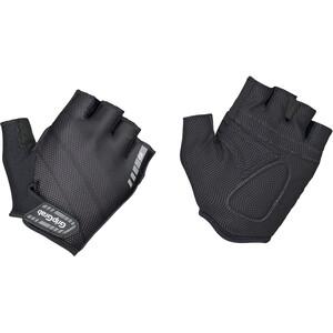 GripGrab Rouleur Gepolsterte Kurzfinger-Handschuhe black black