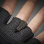 GripGrab Rouleur Gepolsterte Kurzfinger-Handschuhe white