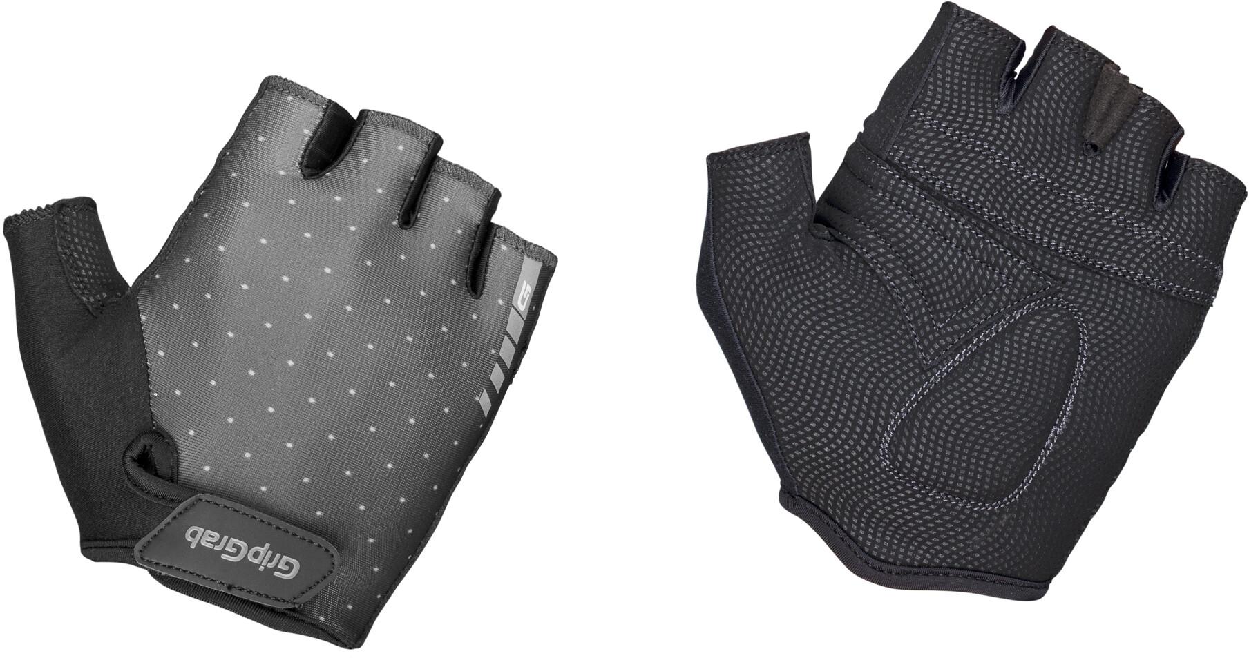 Roeckl Delta Damen Fahrrad Handschuhe kurz schwarz 2020