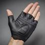 GripGrab ProGel Gepolsterte Kurzfinger Handschuhe Damen grey
