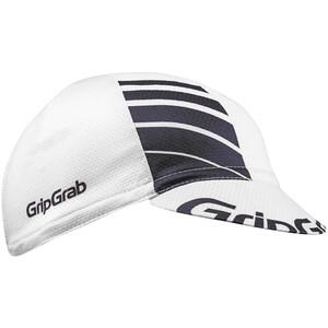 GripGrab Lightweight Sommer Fahrradkappe white white
