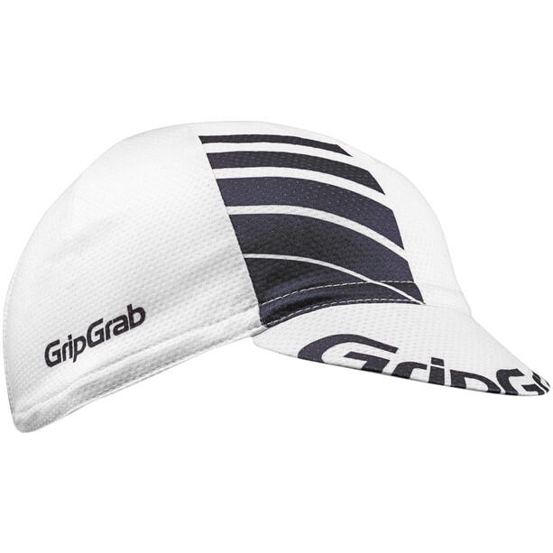 GripGrab Lightweight Sommer Fahrradkappe white