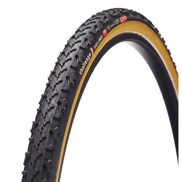 "Challenge Baby Limus Pro OT Folding Tyre 28x1.30"" black/brown"