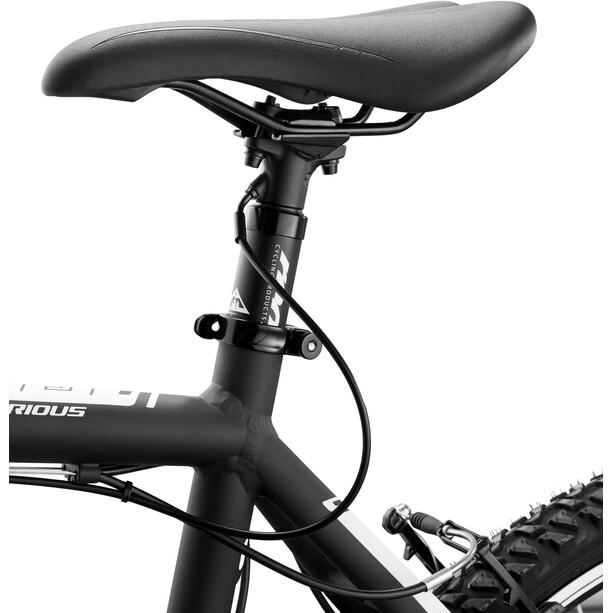 Red Cycling Products PRO Remote Teleskop Sattelstütze Ø30,9mm schwarz