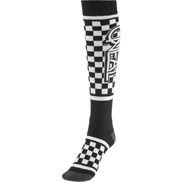 O'Neal Pro MX Chaussettes, noir/blanc