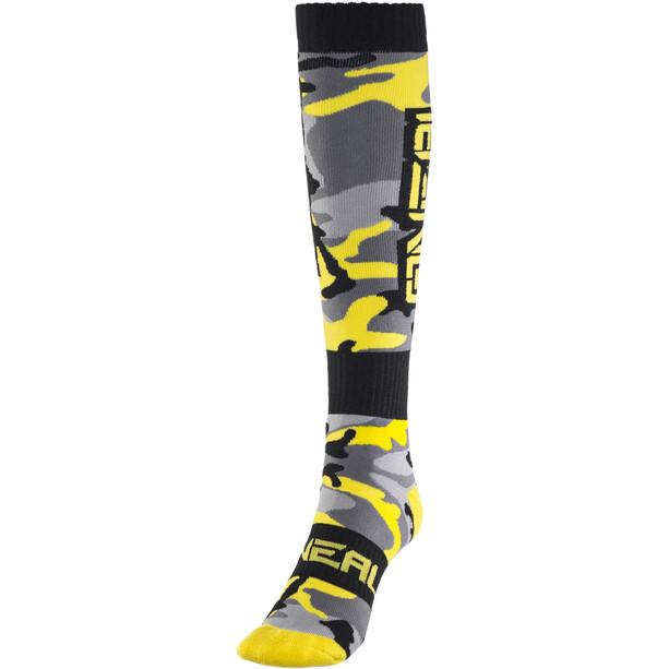 O'Neal Pro MX Socks black/gray/hi-viz