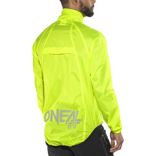 O'Neal Breeze Rain Jacket Herr hi-viz