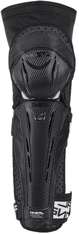 ONeal Park FR Carbon Look Knee Guard black/white XL 2019 Accessoires