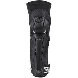O'Neal Park FR Carbon Look Knieprotektoren schwarz schwarz
