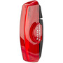 CatEye Rapid XG TL-LD 700G Rear Light black/red