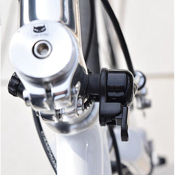 CatEye OH-2400 Micro Brass Bike Bell svart