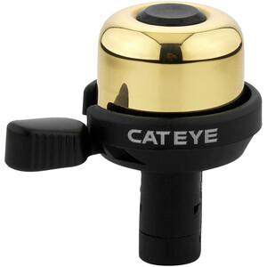 CatEye OH 1000 Ringeklokke, guld/sort guld/sort
