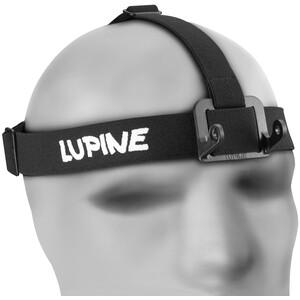 Lupine Neo Stirnband schwarz schwarz