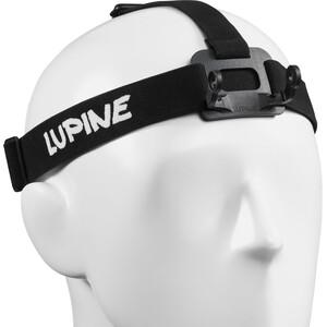 Lupine Piko/Piko R Stirnband schwarz schwarz