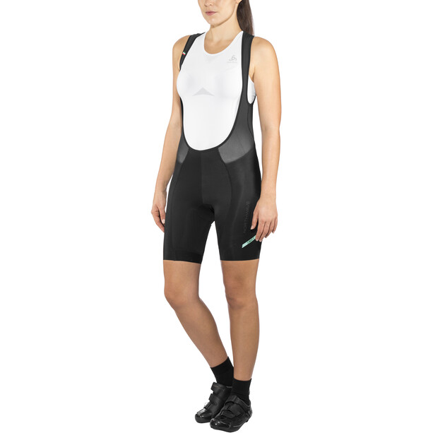 Northwave Swift Trägershorts Damen black