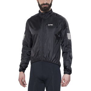 Northwave Vortex Jacket Herre black black