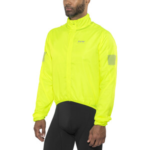 Northwave Vortex Jacket Herre yellow fluo yellow fluo