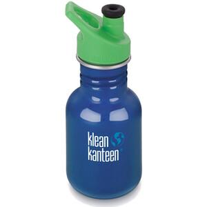 Klean Kanteen Kid Bottle Sport Cap 3.0 12oz (355ml) Barn sky diver sky diver
