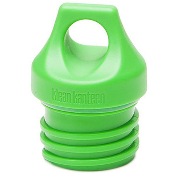 Klean Kanteen Kid Loop Cap green