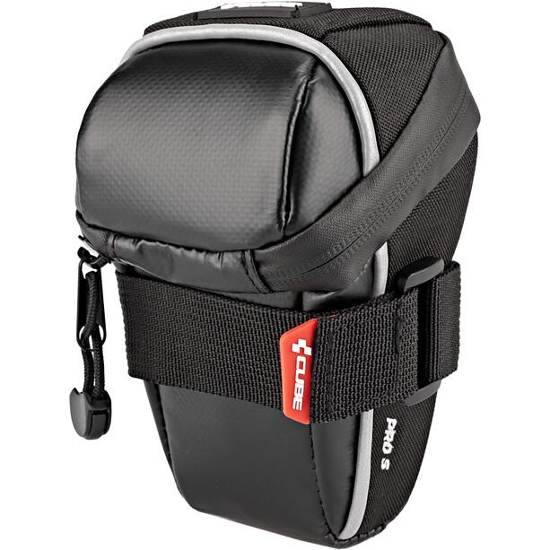 Cube Pro Satteltasche S schwarz