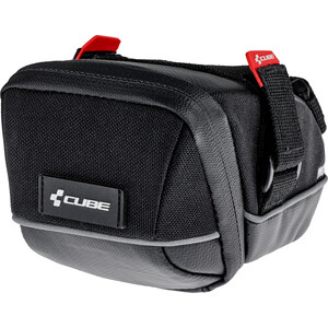 Cube Pro Seat Post Bag M black black