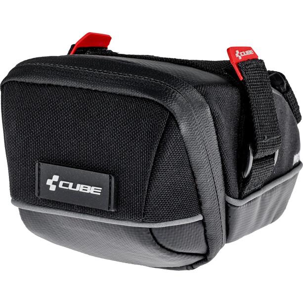 Cube Pro Satteltasche M black
