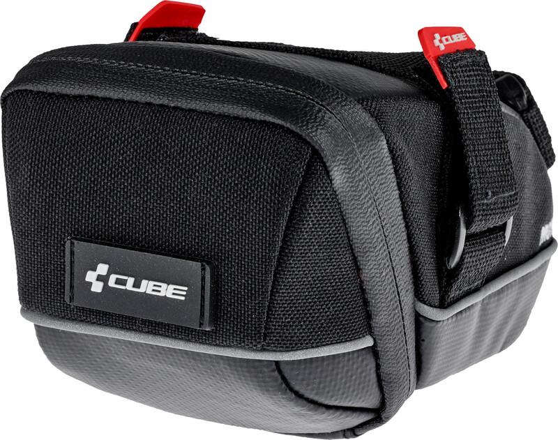 Cube Pro Satteltasche M black Satteltaschen 12014