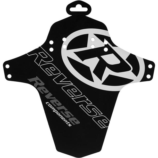 Reverse Logo Schutzblech black/white