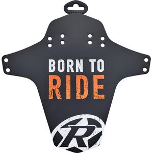 Reverse Born to Ride Schutzblech fox orange fox orange