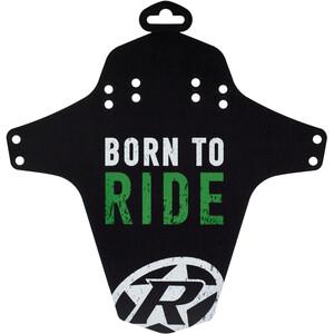 Reverse Born to Ride Garde-boue, neon green neon green