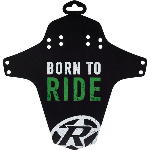 Reverse Born to Ride Garde-boue, neon green