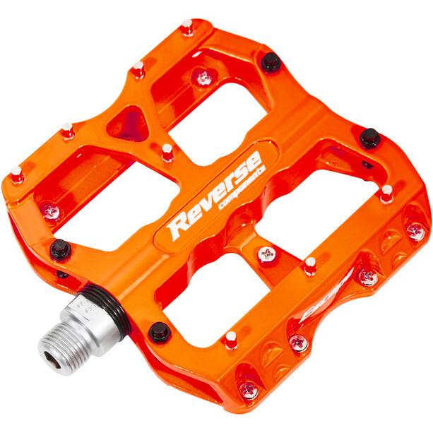 Reverse Escape Pedale neon orange