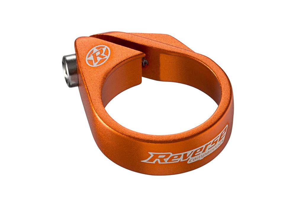reverse bolt clamp abrazadera sill n 34 9mm naranja. Black Bedroom Furniture Sets. Home Design Ideas