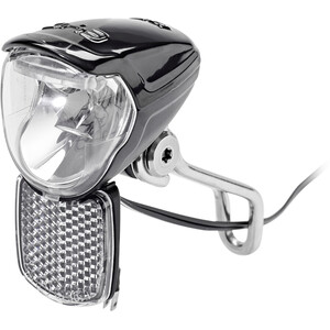 Busch + Müller IQ2 Eyc E LED Frontlicht für E-Bikes schwarz schwarz
