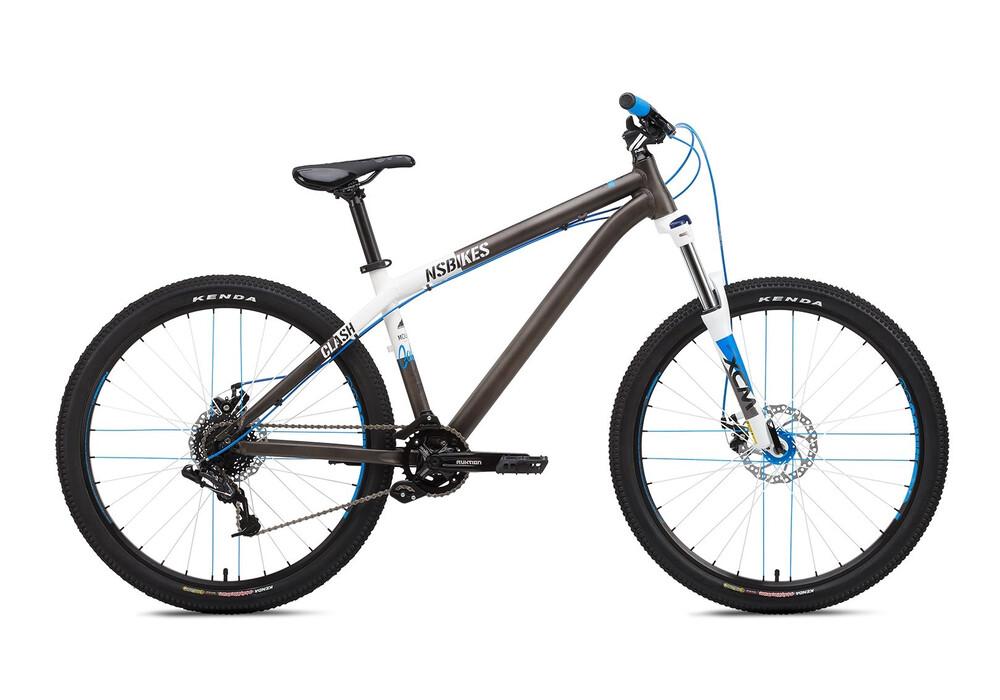 2 wahl ns bikes clash grey white g nstig kaufen br gelmann. Black Bedroom Furniture Sets. Home Design Ideas