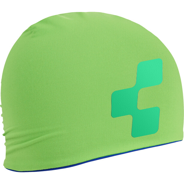 Cube Basic Beanie green'n'blue