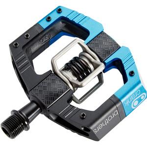 Crankbrothers Mallet Enduro LS Pedals Long Axle blå/svart blå/svart