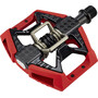 Crankbrothers Double Shot 3 Pedals black/red