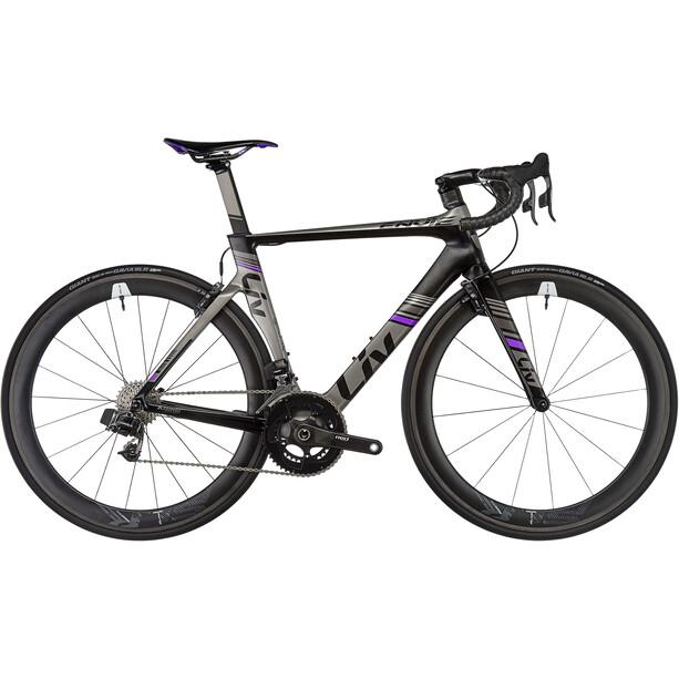 Liv Envie Advanced Pro 0, charcoal/purple