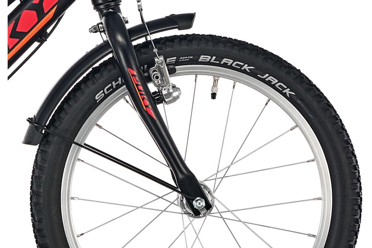 Puky ZLX 18-3 Fahrrad Jungen schwarz günstig kaufen ...