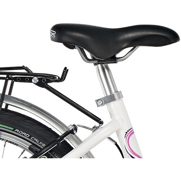 Puky Skyride 20-3 Fahrrad Alu light Mädchen weiß