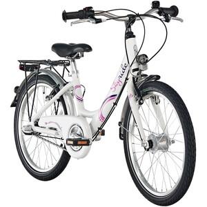 Puky Skyride 20-3 Fahrrad Alu light Mädchen weiß weiß