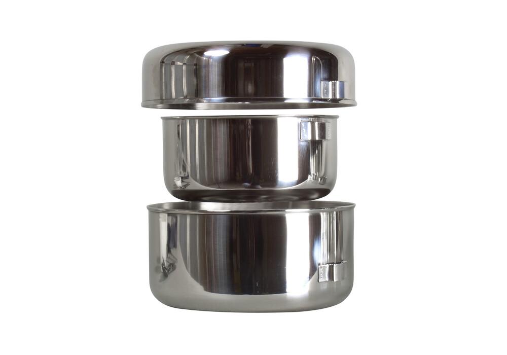 Acquista relags biwak 1 stoviglie posate e utensili da for Utensili da cucina in acciaio