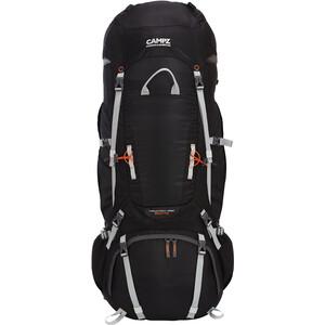 CAMPZ Mountain Pro 80+10l Selkäreppu, musta musta