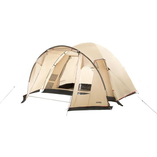 CAMPZ Lakeland 4P Zelt beige