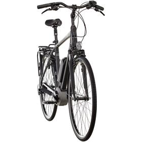 ortler bergen acera e trekking bike 8 speed black at. Black Bedroom Furniture Sets. Home Design Ideas